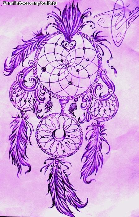 Diseño De Atrapasueños
