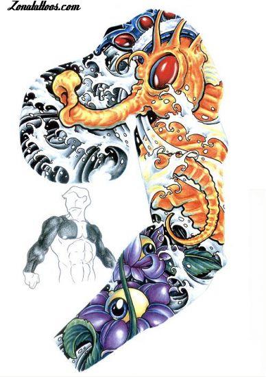 La de los tatuajes 2 - 3 5