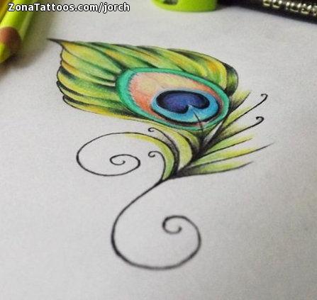 Diseño De Plumas Pequeños