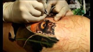Tatuaje muy realista
